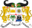 Coat of arms: Benin